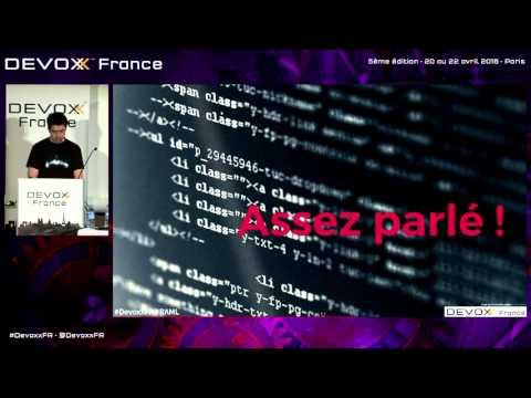 RAML une autre façon de concevoir vos APIs RESTful (French)