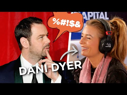 Dani Dyer Pranks Her Dad Danny Dyer With Lies In Her Biography 📖