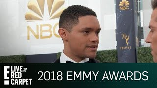 Trevor Noah Could Make History If He Wins 2018 Emmy | E! Red Carpet & Award Shows