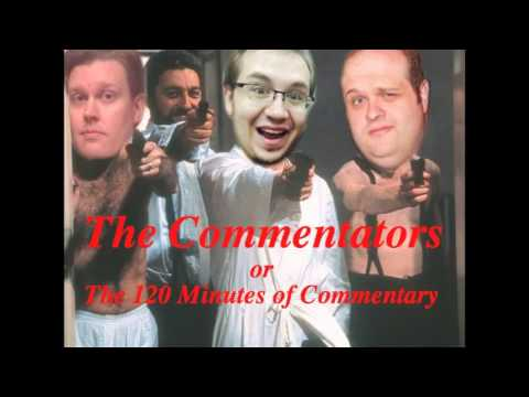 The Commentators - Salo Or The 120 Days of Sodom