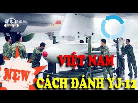Việt Nam trả bài cách đánh 'sát thủ' YJ-12 trên oanh tạc cơ HK6 Trung Quốc
