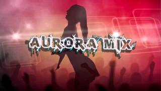 HIGH ENERGY EXITO del tiempo DJ AURORA MIx