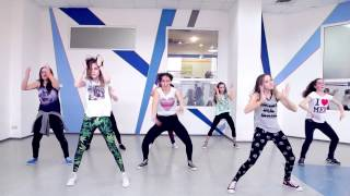 Rihanna Feat. Calvin Harris–We Found Love .Jazz Funk by Алина Кучеренко Junior Workshop 04.2015