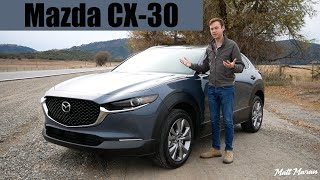 Review: 2020 Mazda CX-30 AWD - Is it the best small crossover?