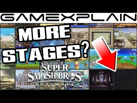 Will Smash Bros. Ultimate Have More Than 103 Stages? Possible Hint of At Least One More! streaming vf