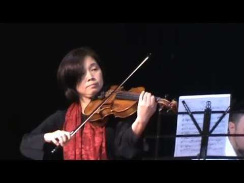 "Tomoko Malkin and Uri Brener MGnesin ""Song of Wandering Knight"""