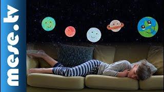 Iszkiri Zenekar: Fele kék, fele zöld... (A Föld dala) - otthon ülő változat, gyerekdal | MESE TV