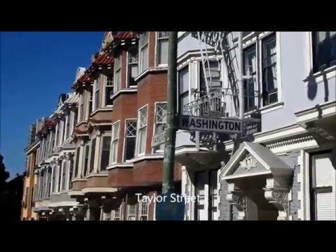San Francisco Cable Car Ride POV | Hyde - Powell Street