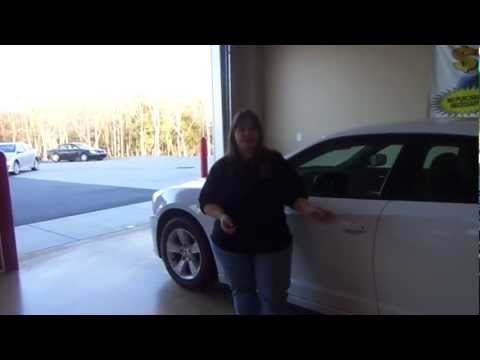 Meet Michelle and her New 2011 Dodge Charger!