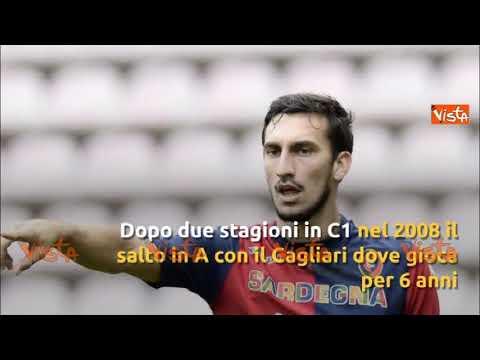 La carriera e la morte di Davide Astori, il capitano della Fiorentina scomparso