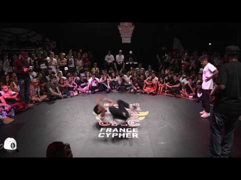 Red Bull BC One Cypher France 2017 | Nasso vs Mehdi | 8e de finale