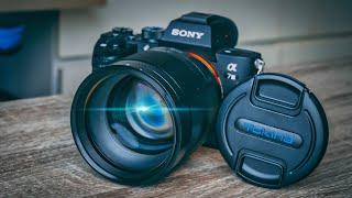 TOKINA ATX-m 85mm F1.8 Sony FE…