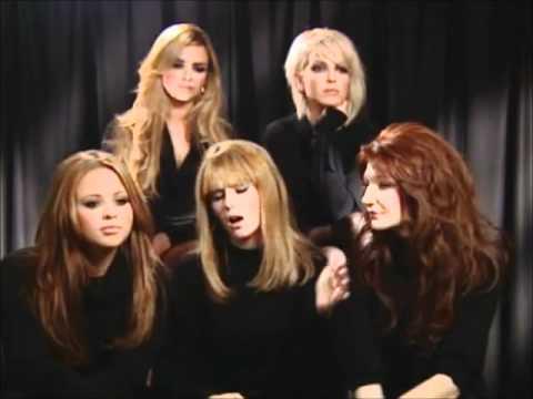 Cheryl Cole Slagging Off Nicole Scherzinger (2006)