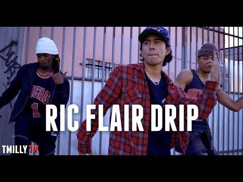 Offset & Metro Boomin - Ric Flair Drip - Choreography by Julian Deguzman | #TMillyTV