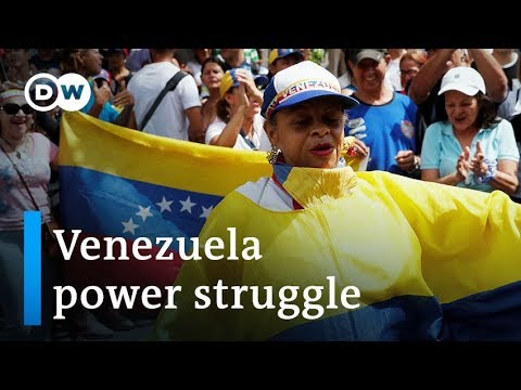 Venezuela blackout fuels Guaido Maduro power struggle | DW News