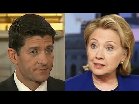 Liberal Zombies Endorse Paul Ryan as Hillary's VP Running Mate