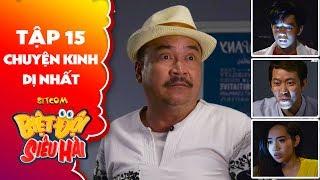 Biệt đội siêu hài | Tập 15 - Tiểu phẩm: Song Ngư, Pompatama