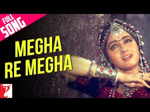 Megha Re Megha - Full Song | Lamhe | Anil Kapoor | Sridevi