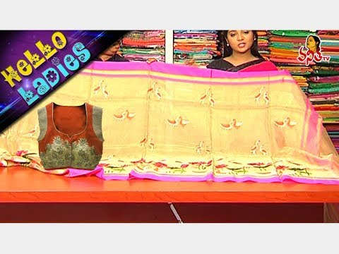 Today Special Kuppadam Silk & Banarasi Fancy Sarees || Hello Ladies || Vanitha TV