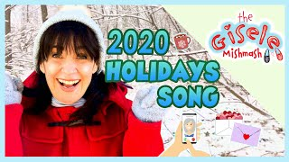 Holiday Song for Kids During COVID | How to CELEBRATE THE HOLIDAYS SAFELY with Kids in 2020