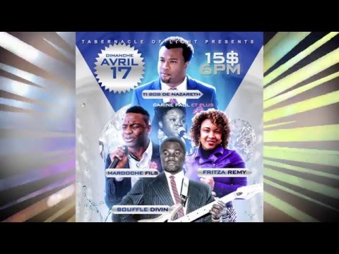 God will do it again-Concert April17,2016