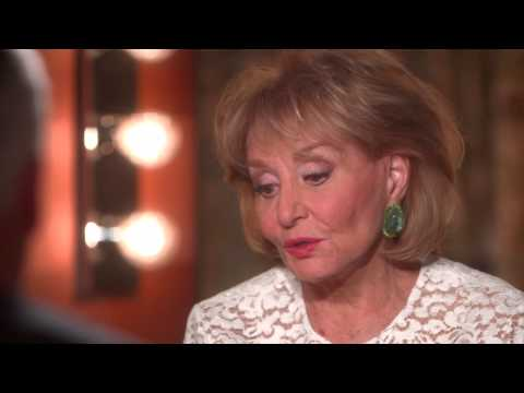 Jorge Ramos interviews Barbara Walters (May 2014)