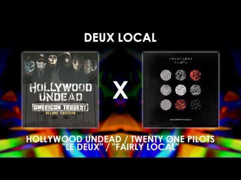 Hollywood Undead/Twenty One Pilots - Deux Local (Mashup) (DL Link in desc.)