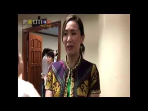 Sila na nga! Lovely Kathryn Yu is Koko Pimentel's new 'partner'