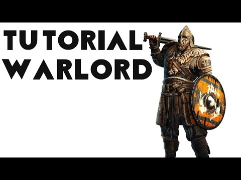 Tutorial Condottiero - For Honor - ITA