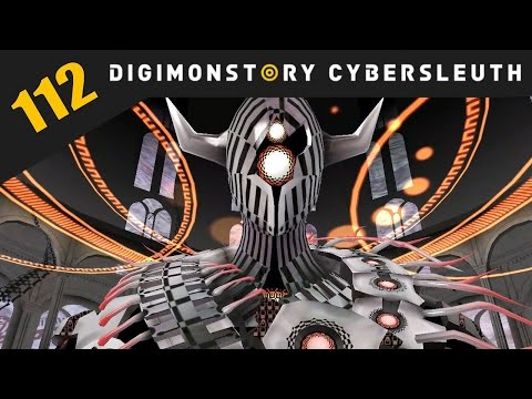 Digimon Story: Cyber Sleuth PS4 / PS Vita Let's Play Walkthrough Part 112 - Mother Eater