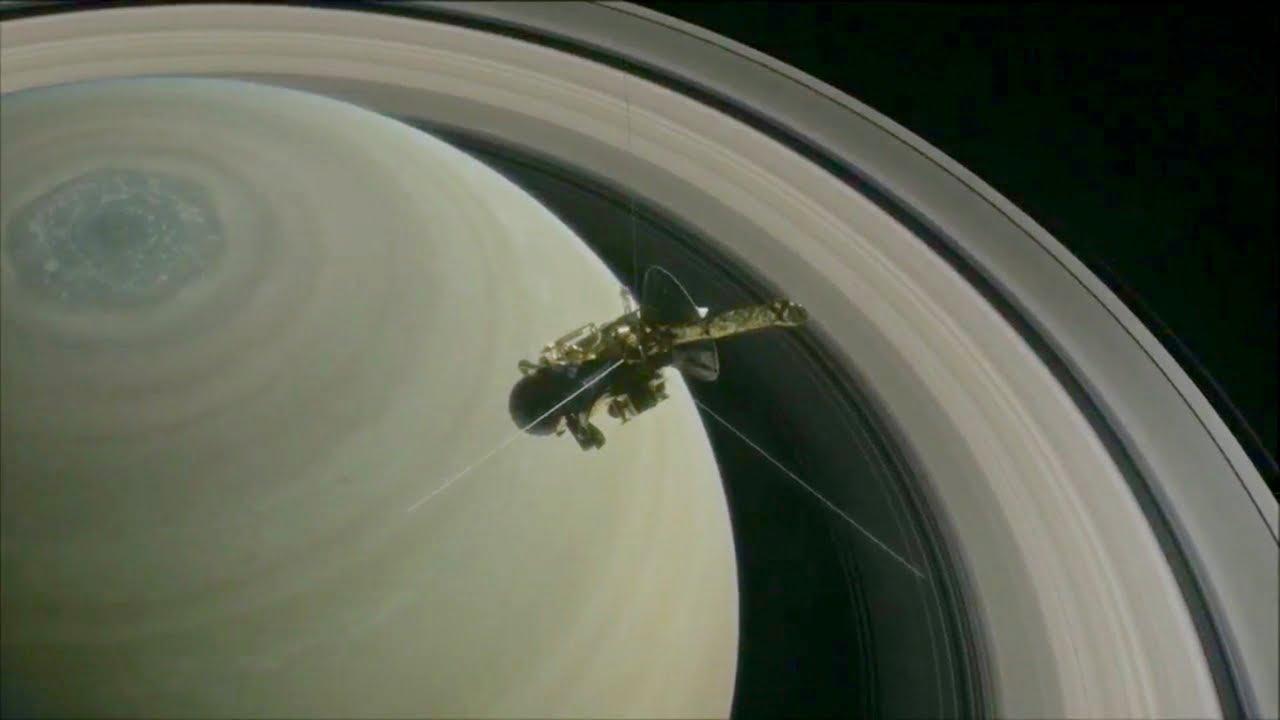 От Земли до Сатурна. Жизнь «Кассини» и его открытия
