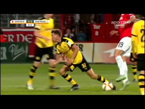 1. FC Union Berlin v Borussia Dortmund friendly - 24/01/16