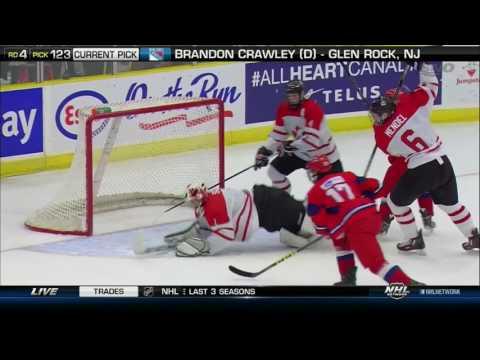 2017 NHL Draft: Ian Scott - June 24, 2017