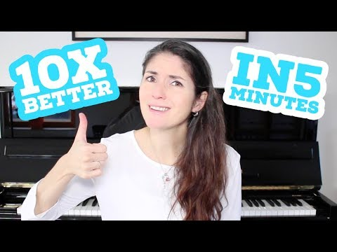 How To Sing 10x Better in 5 Minutes (2019)