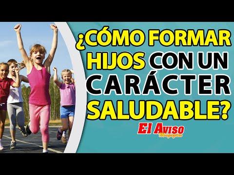 5 CLAVES PARA FORMAR EL CARÁCTER DE TU HIJO - El Aviso Magazine