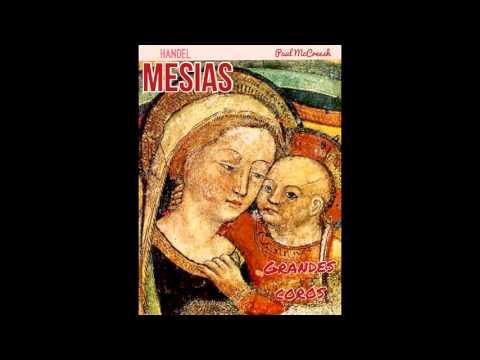 Coros Mesias Handel ---  McCreesh