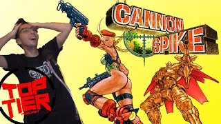 This Game is Amazing! | Cannon Spike Dreamcast | Top Tier Games