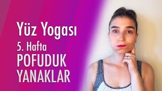 Video 5.Hafta Yüz Yogası - Pofuduk Yanaklar download MP3, 3GP, MP4, WEBM, AVI, FLV November 2018