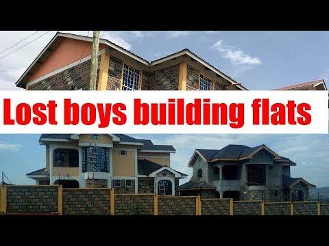 South Sudanese Americans building estate Kenya