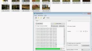 Howto EasyImageSizer images change-quality
