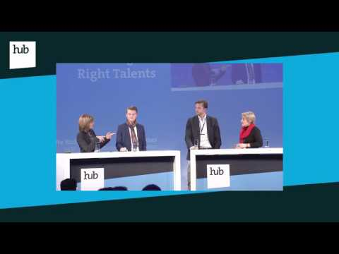 Finding the Right Talents | hub conference