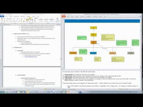 Financial Industry Business Ontology FIBO for business entities  10 10 2012 15 04