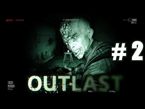 Najstraszniejsza Seria...  Outlast #2 || Fybedi Let's Play PL