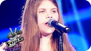 Gabrielle Aplin Salvation Leonie The Voice Kids 2017 Blind Auditions SAT 1