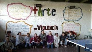 Campaña +Arte -Violencia | ARD!