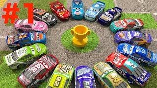 Disney Pixar Cars 3 : Race : Previous generation GP : Qualification 1/5