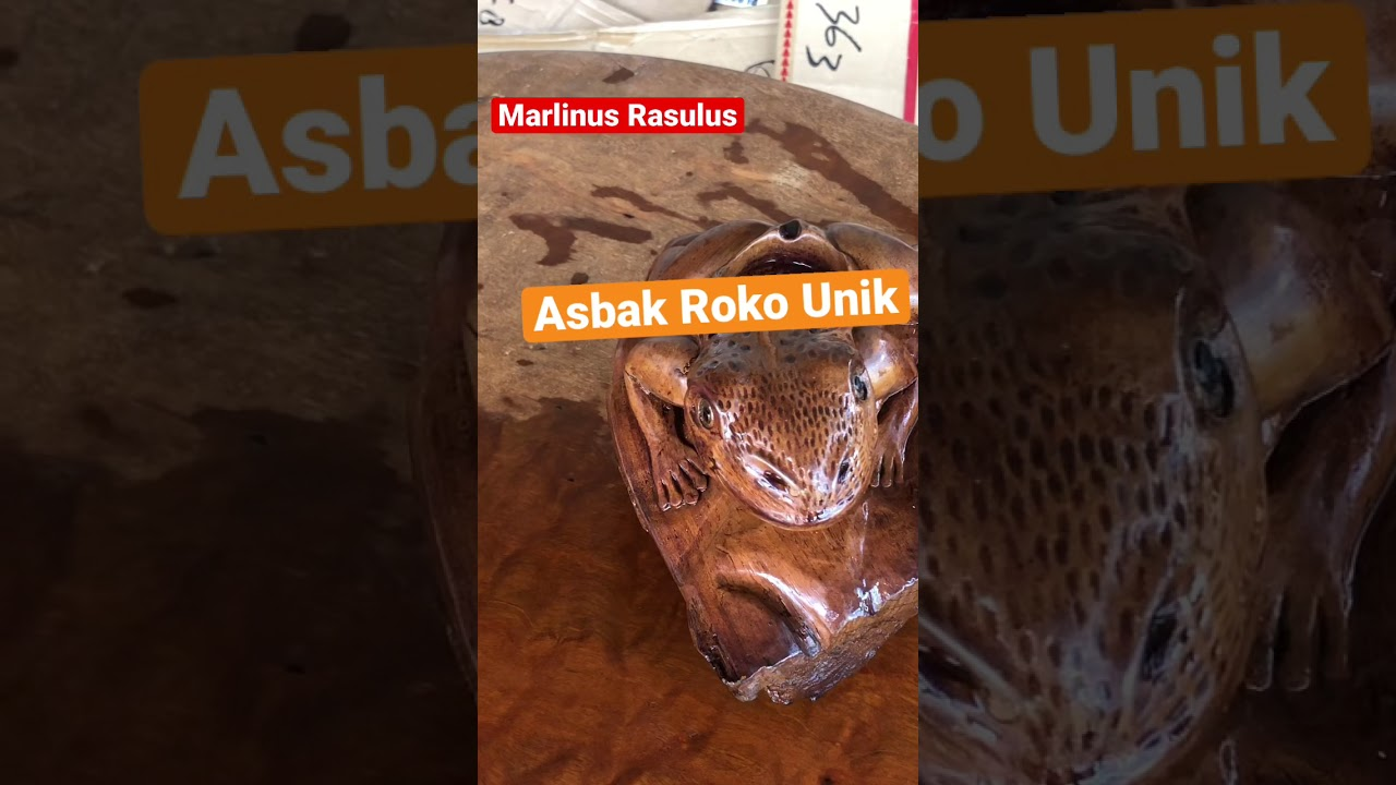 Download Asbak Rokok Paling Unik