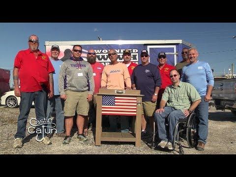 Garry Powel Memorial Couples Fishing Rodeo on Castin' Cajun