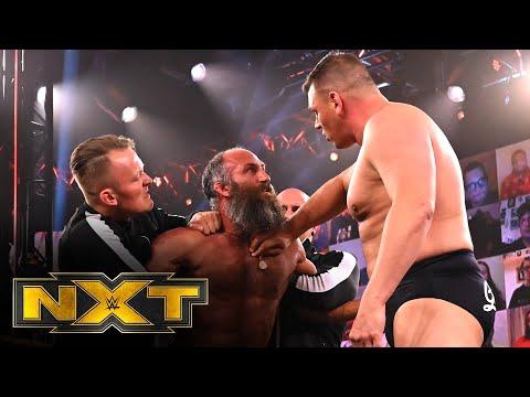 WALTER decimates Drake Maverick, accepts Tommaso Ciampa's challenge: WWE NXT, March 24, 2021