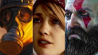 TOP 10 BEST Games of E3 2017 - NEW Games, EPIC Sequels, HOT Gameplay